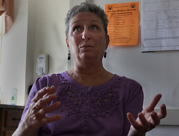 Peabody: Nancy Crowder, Executive Director of Citizens for Adequate Housing, is leaving the organization after 23 years of hard work. Photo by David Le/Salem News