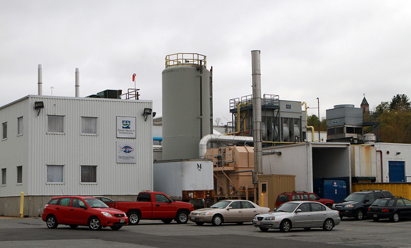 The High Liner Foods fish plant in the Danvers Industrial Park is closing. David Le/Staff Photo