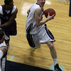 Gordon's David Dempsey goes in for a layup against Curry College on Saturday afternoon. David Le/Salem News
