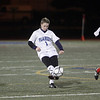 Peabody High School senior Katie Brunelle scored the lone goal for the Tanners. David Le/Salem News