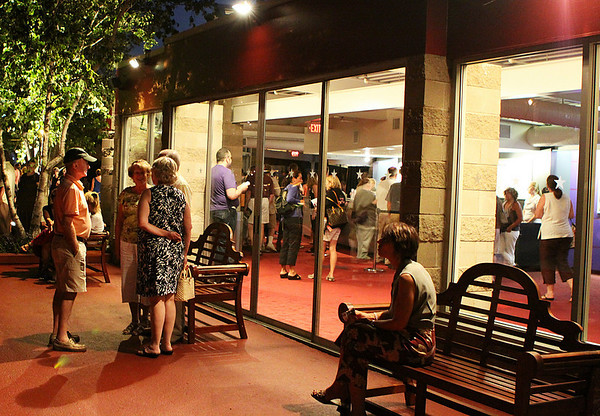 Beverly: For the first time in over a year the North Shore Music Theater was bustling with action and excitement on Tuesday night from both old and new customers of the theater for the first showing of Gypsy, which will run all during the month of July. Photo by David Le/Salem News