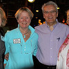 Marblehead: From left, Jeana Anderson, Linda Horsley, Don Puluse, and Marcia Duffy, attended a business breakfast forum with a presentation by Margaret Somer, regional director of the Massachusetts Small Business Development Center, held at Jack Tar's American Tavern in Marblehead Wednesday morning. Photo by David Le/Salem News