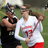 Masco's Rachel Rogal drives to the net against Beverly on Friday. David Le/Staff Photo