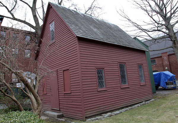Carriage House located on Charter St. in Salem was recently bought by the Peabody Essex Museum. David Le/Salem News
