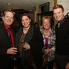 From left, Bill Hanney, Karen Nascemdeni, Carolyn Smith, and Matthew Goldberg, from the North Shore Music Theatre. David Le/Salem News