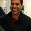 Nishan Mootafian was voted the new Ipswich Selectman on Tuesday night. David Le/Staff Photo