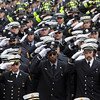 Peabody: A sea of firefighters from all over the country came together on Friday morning to salute and remember Jim Rice. David Le/Salem News
