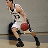 Gordon's Bennett Knowlton (33) drives to the hoop against Endicott on Wednesday. David Le/Salem News