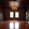 Beverly Public Services has been working to refurbish the Carriage House at Lynch Park. David Le/Staff Photo