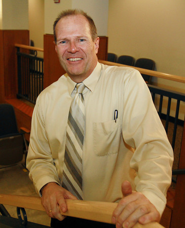 Beverly High School Band Director Ray Novack is retiring after 34 years. David Le/Staff Photo