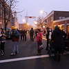 Beverly: Despite some chilly weather, there was a large turnout for Beverly's Annual New Year's Eve celebration on Cabot St. David Le/Salem News