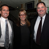 Paul and Kristen Guanci, left, and Kevin Bugler. David Le/Salem News