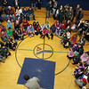 Beverly: A large crowd gathered in the YMCA's gymnasium for a demonstration by Curious Creatures on New Year's Eve. David Le/Salem News
