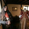 Elizabeth Peterson, director of the Salem Witch House. Photo by deborah parker/october 5, 2010