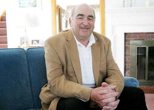Former highway/water department superintendent  Dana Snow. photo by deborah parker/april 8, 2010