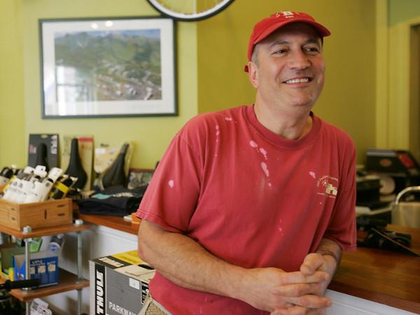 Howard Kartsein of Beverly. Photo by Deborah parker/may 4, 2010