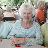 From left, Joan Rodgers, Gail Leahy and Kathleen Leahy, all of Salem, pose together while attending the Seniors Picnic held at Winter Island Sunday afternoon. Photo by Deborah Parker/August 9, 2009