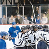 Original cutline: No Published Caption<br /> Original: Peabody: Peabody celebrates after scoring against Danvers during their game in Peabody Saturday night. Photo by Deborah Parker/Salem News Saturday, 20, 2008.<br /> processed by IntelliTune on 21122008   201549<br /> with script Lawrence RGB to CMYK and Move<br /> <br /> Published cutline: No Published Caption