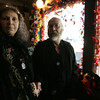 Richard and Gypsy Ravish will be hosting a magic circle at Gallows Hil on Halloween. Photo by deborah parker/october 13, 2010