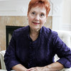 Joan Shea-Desmond, Mrs. Essex County in 1978 in her home in Middleton.<br />  Photo by deborah parker/october 1, 2010