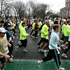 Runners participate in the 6th Annual Wild Turkey 5 Mile Run on Thanksgiving Day. Photo by Deborah Parker/NOvember 26, 2009