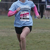 Emily Lanois of Hamilton is the first woman finisher during Gabe's Run at Patton park Friday morning. photo by deborah parker/november 26, 2010