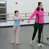 Evelyn Cisneros-Legate is the new principal of Boston Ballet School's Marblehead Studio at the Lynch/van Otterloo YMCA. Photo by Deborah Parker/February 12, 2010