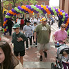 Walkers participate in the 18th Annual Walk for HAWC on Sunday morning. Each year, the Walk for HAWC raises over $150,000 to provide life-saving services for victims of domestic violence and their children on the North Shore. Photo by Deborah Parker/April 25, 2010