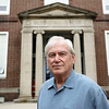 Robert Teel is the new interim principal at Saltonstall School. Photo by Deborah Parker/Septmeber 3, 2009