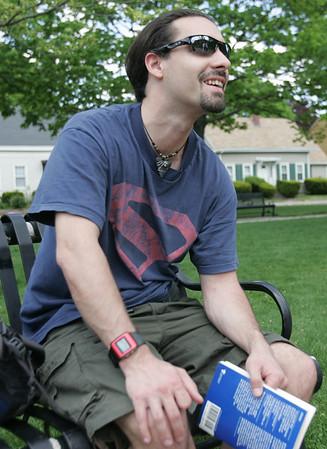 Paul DeMakes of Salem. Photo by Deborah parker/may 4, 2010