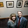 Double Vision, a show by David Piemonte and his wife, Terry Del Percio-Piemonte is showing at the Centennial Gallery at the Musculoskeletal Center in Peabody. Photo by Deborah Parker/November 23, 2009