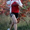 Salem's Nicole Maurice competes in yesterday's meet against Revere held at Gallows Hill Park in Salem. Photo by Deborah Parker/October 6, 2009