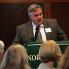 Jim O'Brien, general manager of the Topsfied Fair speaks during the Economic Impact of Energy and Agriculture on the  North Shore Public Policy Breakfast forum, sponsored by the North Shore Chamber of Commerce and held at the Salem Waterfront Hotel in Salem Wednesday morning. Photo by Deborah Parker/Juy 14, 2010<br /> , Jim O'Brien, general manager of the Topsfied Fair speaks during the Economic Impact of Energy and Agriculture on the  North Shore Public Policy Breakfast forum, sponsored by the North Shore Chamber of Commerce and held at the Salem Waterfront Hotel in Salem Wednesday morning. Photo by Deborah Parker/Juy 14, 2010