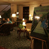The Hawthorne Hotel expects large crowds during the end of the month for Halloween. Photo by Deborah Parker/October 15, 2010