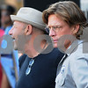 "Middleton:<br /> Thomas Haden Church, actor, on the right, was at the Candlelite motel for the filming of one of the scenes in the upcoming movie ""Don McKay"" which will be released in January.<br /> Photo by Ken Yuszkus/Salem News Friday, September 05, 2008"