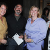 Danvers:<br /> From left, Maureen Benson, David Benson, Anissa Poirier, and Laurie Pellerin, all of Danvers, attend the Danvers Educational Enrichment Partnership's 13th Wine and Food Tasting at the Danversport Yacht Club.<br /> Photo by Ken Yuszkus/Salem News, Thursday, October 13, 2011.