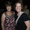 Danvers:<br /> Sue DeBenedictis, left, and Pam Ferris attend the Rays of Hope fundraiser to raise money for homeless hotel children to attend Project Sunshine, a free program put on by the Danvers Recreation Department. <br /> Photo by Ken Yuszkus/Salem News, Thursday, May 31, 2012.