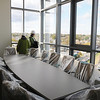 Salem:<br /> Members of the Salem Partnership admire the scenery from the windows in one of the jury deliberation rooms on the 5th floor as they tour the new state courthouse.<br /> Photo by Ken Yuszkus/Salem News, Tuesday, November 31, 2011.
