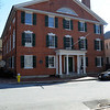 Salem:<br /> The exterior of Hamilton Hall.<br /> Photo by Ken Yuszkus/Salem News, Tuesday,  March 6, 2012.
