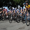 Salem:<br /> The start of the first race, 4/5 Category Mens, at the Witches Cup bicycle races around the common.<br /> Photo by Ken Yuszkus/Salem News, Wednesday, August 10, 2011.