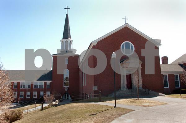 Hamilton:<br /> Gordon Conwell Seminary.<br /> Photo by Ken Yuszkus/Salem News, Tuesday, March 24, 2009.