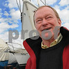 Salem:<br /> Russ Vickers has been elected Third Vice President of the Massachusetts Marine Trades Association. He lives in Salem and owns the Hawthorne Cove Marina where he is standing.<br /> Photo by Ken Yuszkus/Salem News, Monday,  February 2, 2009.