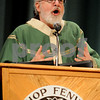 Peabody:<br /> Cardinal Sean OÕMalley, Archbishop of Boston, speaks at the 50th Anniversary Liturgy at Bishop Fenwick High School.<br /> Photo by Ken Yuszkus/Salem News, Sunday, September 13, 2009.