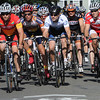 Salem:<br /> The first race, 4/5 Category Mens, on South Washington Square during the Witches Cup bicycle races around the common.<br /> Photo by Ken Yuszkus/Salem News, Wednesday, August 10, 2011.