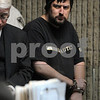 Salem::<br /> Scott Soreff in Salem Superior Court for the hit and run fatal of Valentin Macario in Salem on Tuesday night.  <br /> Photo by Ken Yuszkus/Salem News, Wednesday November 26, 2008.