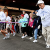 Peabody:<br /> The start of the ninth Brooksby Village marathon. The contestants walk or run one mile. Participants paid a minimum of $5 to take part in the race and the money raised will benefit the Special Olympics.<br /> Photo by Ken Yuszkus/Salem News, Friday, April 16, 2010.