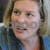 Salem:<br /> Kate Bouffard is a new Salem teacher.<br /> Photo by Ken Yuszkus/Salem News, Tuesday, September 1, 2009.