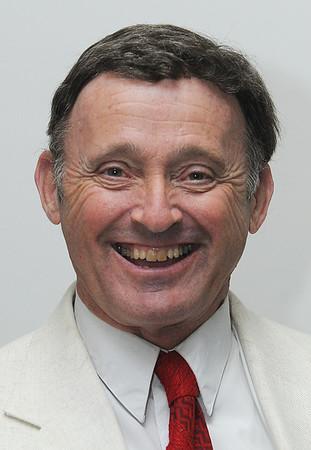 Beverly:<br /> Tom Furey, Salem City council candidate.<br /> Photo by Ken Yuszkus/Salem News, Thursday, September 8, 2011.