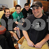Danvers:<br /> Some of the organizers of the JAM'D basketball tournament scheduled this saturday July 11.<br /> Photo by Ken Yuszkus/Salem News, Thursday, July 2, 2009.