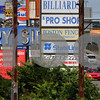 Peabody:<br /> The many signs that line Route 1.<br /> Photo by Ken Yuszkus/Salem News, Monday, July 6, 2009.